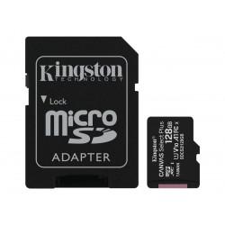 Kingston 128GB micSDXC Canvas Select+