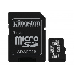 Kingston Canvas Select+ 16GB microSDHC