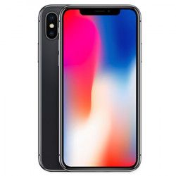 iPhone X 64GB Space Grey Refurbished