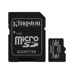KINGSTON 32GB micSDHC Canvas Select Plus