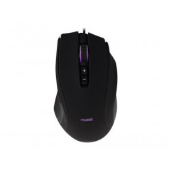Fourze GM110 Gaming Mouse, black