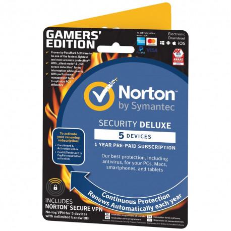 Norton Security Deluxe 5