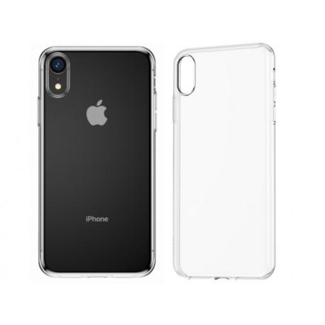 iPhone XR Cover - gennemsigtig