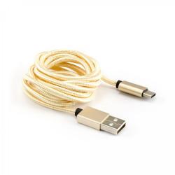 Sbox USB til USB-C 1,5 Meter Gold