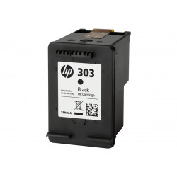 HP 303 - sort - original - blækpatron