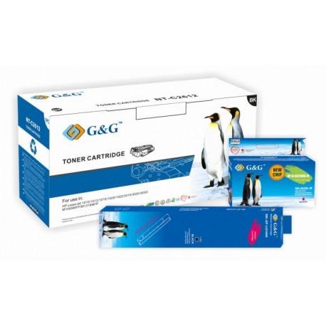 G&G HP Toner 131A Cyan
