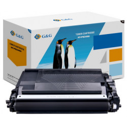 G&G Brother TN3480 Toner Sort 8000 Sider
