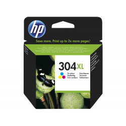 HP 304XL Tri-color Ink Cartridge Blister