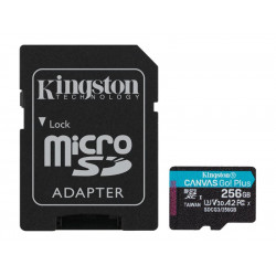 Kingston 256GB MicroSDXC 170MB/s