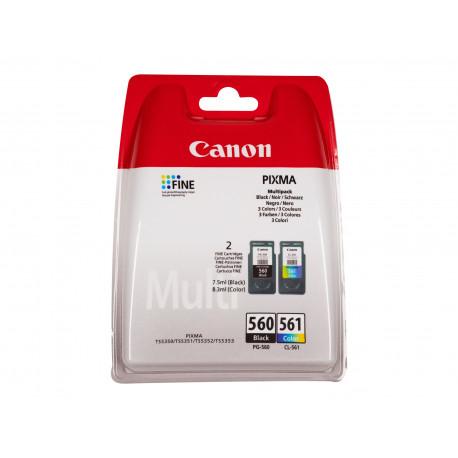 Canon PG-560 / CL-561 Multipack - Blækpa