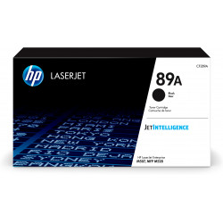 HP 89A Original Toner i sort