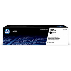 HP 106A Black Original Laser Toner Cartr