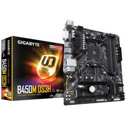 Gigabyte MB B450M DS3H AM4 DDR4 MATX