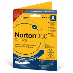 SYMANTEC Norton 360 deluxe 50GB 1 user 5
