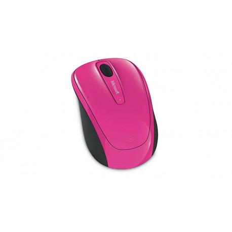 Microsoft Wireless Mouse 3500 pink