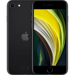 Apple iPhone SE 2020 (2. Gen) 64GB Sort