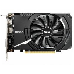 MSI GeForce GTX 1650 Grafikkort 4GB