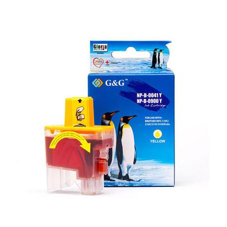 G&G Kompatibel blæk Brother LC900Y