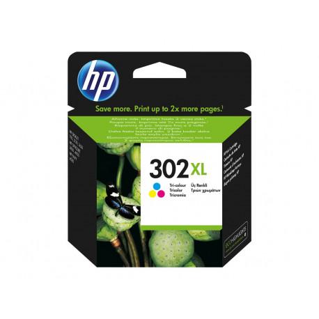 HP 302XL Blækaptron Farve