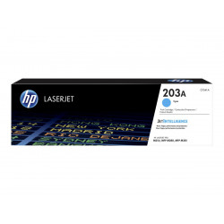HP 203A Original Cyan LaserJet Toner Car