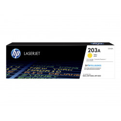 HP 203A Original Yellow LaserJet Toner C