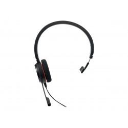 JABRA EVOLVE 20 MS Mono USB Headband