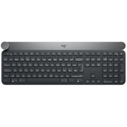 LOGITECH Craft Advanced keyboard with cr