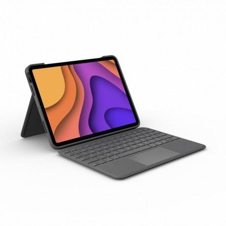 Logitech tastatur og cover iPad Air 4