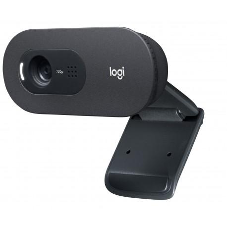 Logitech C505 HD Webcam USB