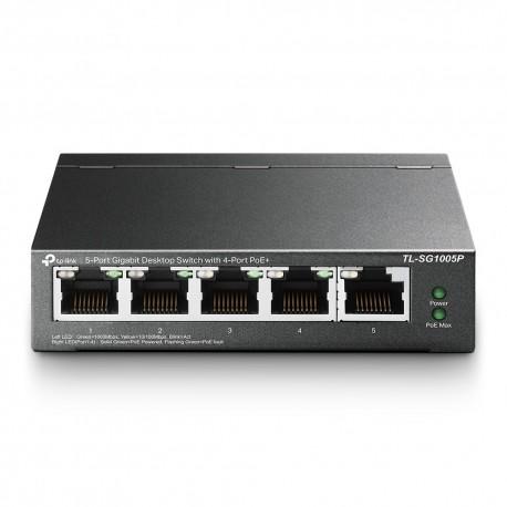 TP-Link TL-SG1005P PoE