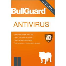 BullGuard Antivirus 2020 -(1 år)1 enhed