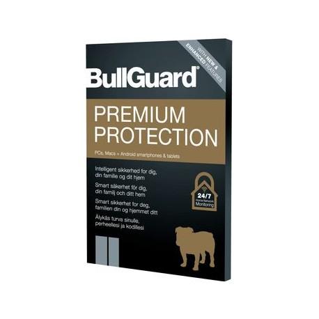 BullGuard Premium Protection - 5U/1Y