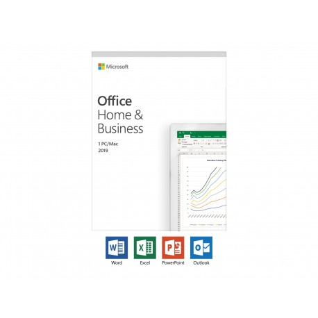 MS Office Home and Business 2019 Danish