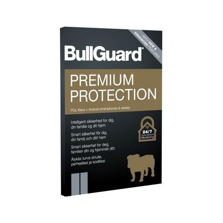 BullGuard Premium Protection (1 år) 10en