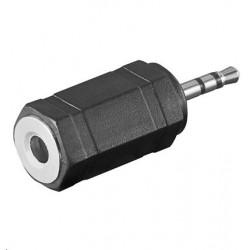 Microconnect Minijack 2.5mm - 3.5mm M-F