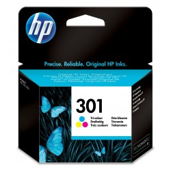 HP 301 - original farve patron