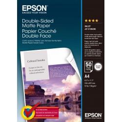 Epson Paper Matt doublesided A4 50sh