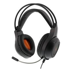 Deltaco Gaming Setero headset m. led lys