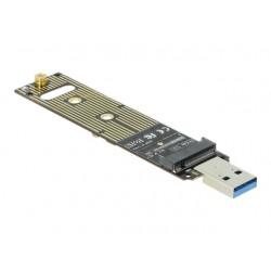 Delock lagringskontrol M.2 NVMe USB