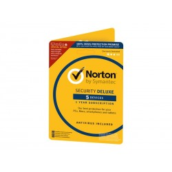 Symantech Norton Security 5 brugere 1År