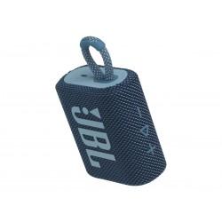 JBL Go 3 Højttaler Blå