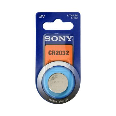 Sony CR2032 knapcellebatteri