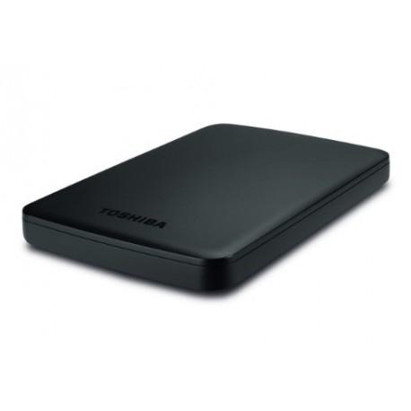 Toshiba Canvio harddisk, 2TB, USB3.0