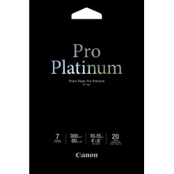 CANON PT-101 photo paper 4x6 20sh