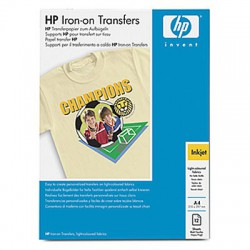 Hewlett Packard Inkjet T-shirt transfer