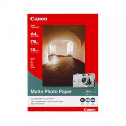 Canon Matte Photo paper, 50stk, 170g