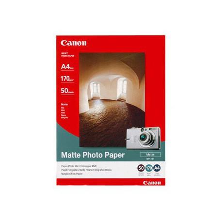 Canon Matte Photo paper, 50stk, 170g