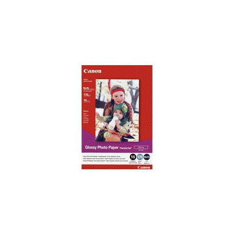 Canon Glossy photo paper, everyday use