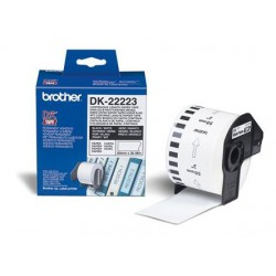 BROTHER DK22223 endless film 50mm white