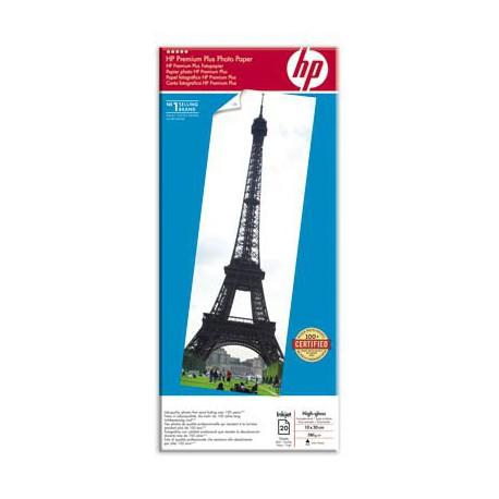 Hewlett Packard Premium Plu Photo Paper,